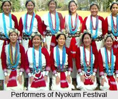 Nyokum Festival, Arunachal Pradesh