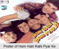 Hum Hain Rahi Pyar Ke, Indian Movie