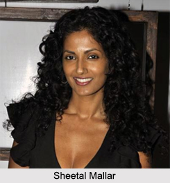 Sheetal Mallar, Indian Model