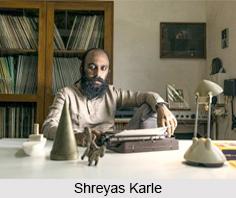 Shreyas Karle, Indian Painter