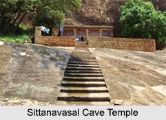 Sittanavasal Cave, Tamil Nadu