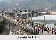 Somasila Dam, Andhra Pradesh