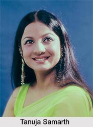 Tanuja Samarth, Indian Movie Actress