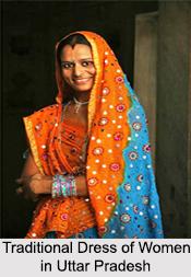 Traditional Dresses of Uttar Pradesh