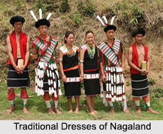 Traditional Dresses of Nagaland