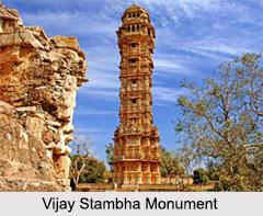 Vijay Stambha, Chittorgarh, Rajasthan