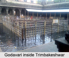 Origin of Godavari River, Indian River