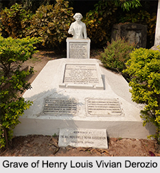 Henry Louis Vivian Derozio, Indian English Poets