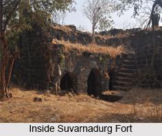 Suvarnadurg Fort, Maharashtra