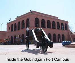 Gobindgarh Fort, Amritsar, Punjab