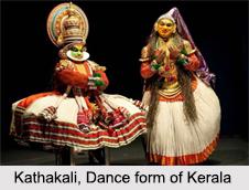 Art of Kerala, Performing art of South India