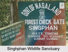 Wildlife Sanctuaries of Nagaland, Indian Wildlife Sanctuaries