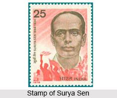 Surya Sen  Revolutionary Freedom Fighter Chittagong armoury raid