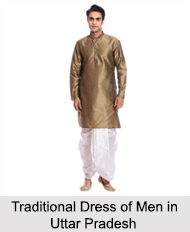 Traditional Dresses of Uttar Pradesh
