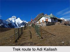 Adi Kailash, Uttarakhand, Himalayas