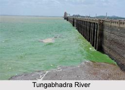 Tributaries of River Krishna, Indian River