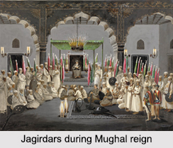 Jagir System During Mughal Empire, Indian History
