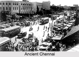 History of Chennai, Tamil Nadu
