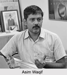Asim Waqif, Indian Painter