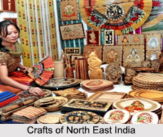 Crafts of North East India, Indian Crafts