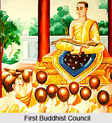 First Buddhist Council, Buddhism