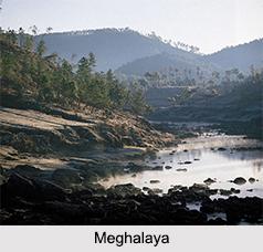 History of Meghalaya