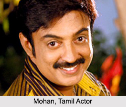 Mohan, Tamil Cinema Actor