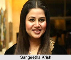 Sangeetha Krish, South Indian Actress
