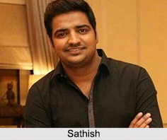 Sathish, Tamil Movie Actor