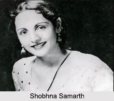 Shobhna Samarth, Bollywood Actress