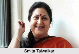 Smita Talwalkar, Marathi Actress