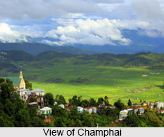 Champhai, Mizoram