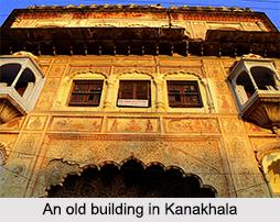 Kanakhala, Indian Puranic Village