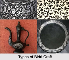 Bidri in India, Indian Handicrafts