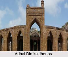 Adhai Din-ka-Jhonpra, Ajmer, Rajasthan