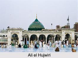 Ali el Hujwiri, Indian Sufi Saint