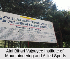 Atal Bihari Vajpayee Institute of Mountaineering and Allied Sports, Manali, Himachal Pradesh