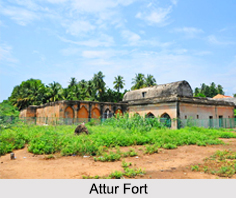 Attur Fort, Salem District, Tamil Nadu