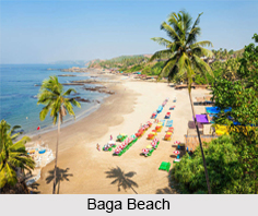 Baga Beach, North Goa