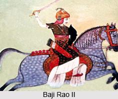 Baji Rao II, Peshwas of Maratha Empire