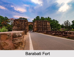 Barabati Fort, Monument of Odisha
