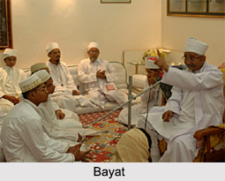 Bayat, Initiation Ceremony in Sufism