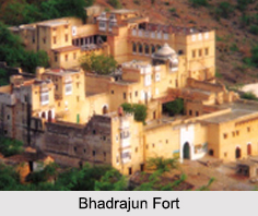 Bhadrajun Fort, Jalore District, Rajasthan