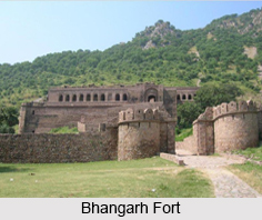 Bhangarh Fort, Alwar District, Rajasthan