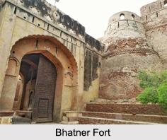 Bhatner Fort, Hanumangarh, Rajasthan