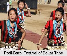 Bokar Tribe, Tribes of Arunachal Pradesh