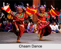 Chaam Dance, Sikkim