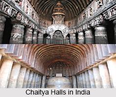 Chaitya Halls in India