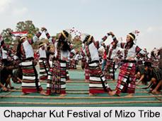 Mizo Tribe, Mizoram