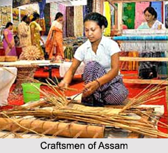 Craftsmen of Assam